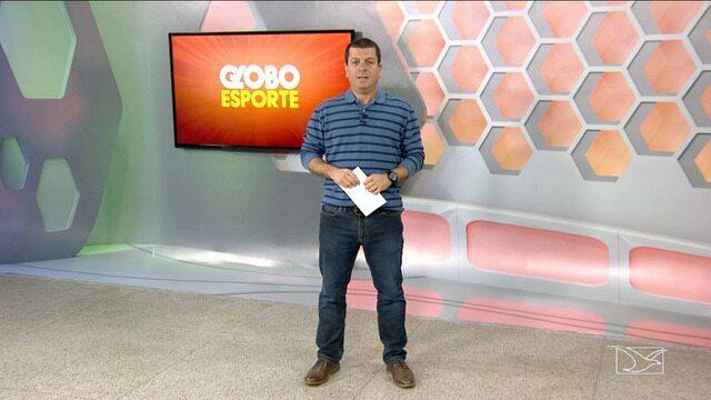 Globo Esporte MA 17-10-2017