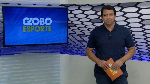 Confira na íntegra o Globo Esporte desta terça-feira (17/10/2017)