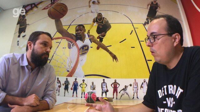 2 Pontos: GE.com analisa os destaques da pré-temporada da NBA