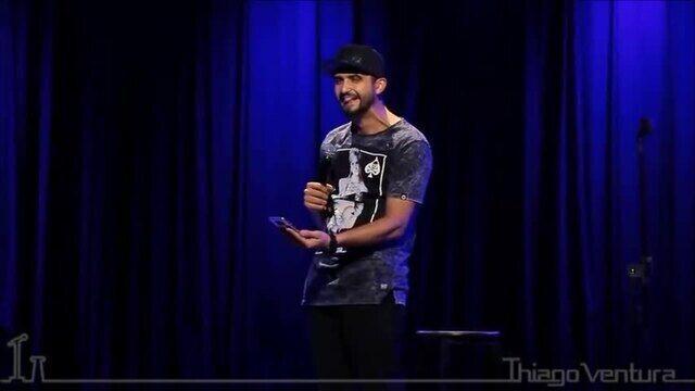 Comediante conta como começou a conversar com Neymar e Gabriel Jesus