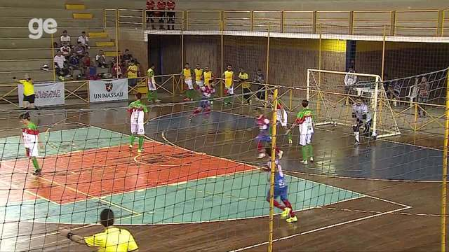 Confira os gols da rodada desta terça (17) em Caruaru na Copa TV Asa Branca
