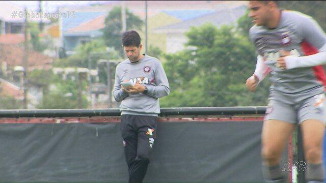 Fabiano Soares ainda precisa explicar alterações no Atlético