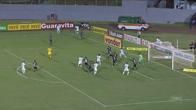 Figueira perde para o Londrina e segue sem vencer fora de casa ao comando de Milton Cruz