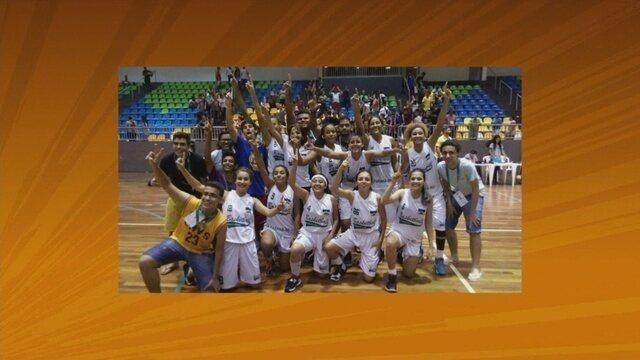JOER: Jipa vence Porto Velho no basquete feminino e garante vaga nos Jogos da Juventude