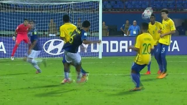BLOG: Destaque da seleção sub-17, Marcos Antônio não tem contrato profissional com o Atlético-PR