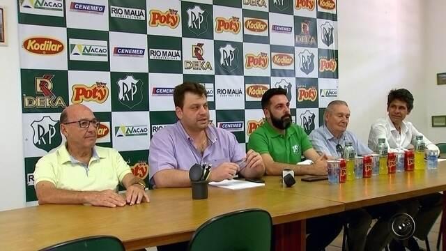 Ex-Botafogo-SP, Rodrigo Fonseca será o técnico do Rio Preto na A3 2018