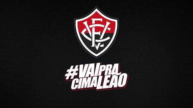 """Vitória lança campanha """"Vai pra cima Leão"""""""
