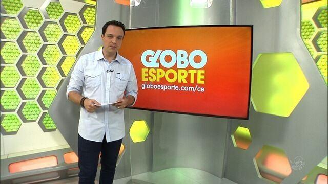 Íntegra - Globo Esporte CE - 18/10/2017