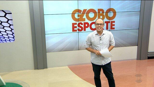 Globo Esporte CG: confira o programa desta quinta-feira (19/10/2017)