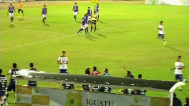 Fortaleza e Iguatu empatam em primeira semifinal da Taça Fares Lopes