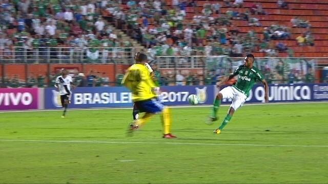 Melhores momentos de Palmeiras 2 x 0 Ponte Preta pela 29ª rodada do Brasileirão