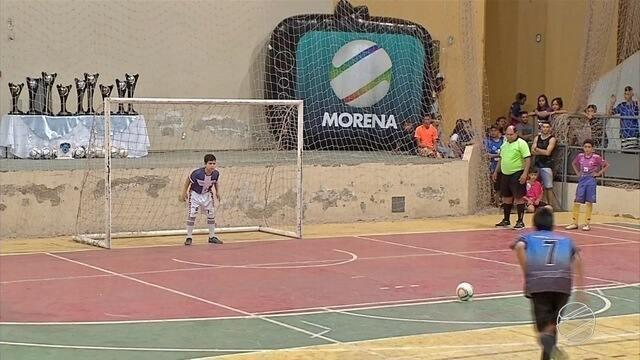 Equipes conquistam o título da Copa da Juventude em Corumbá