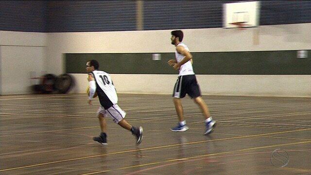 Para time de basquete da UFS nos Jubs, tamanho pode ser documento