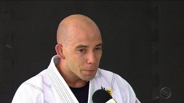 Sergipano se destaca em torneios de Jiu-Jitsu