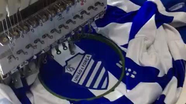 Estrela costurada na camisa do CSA: título da Série C