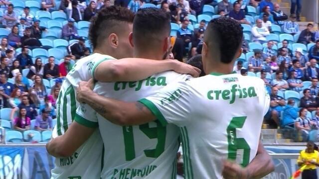 BLOG: Palmeiras e São Paulo se aproximam de seus objetivos no Campeonato Brasileiro