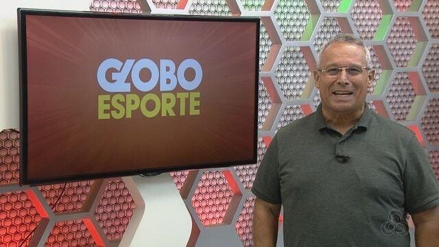 Veja a íntegra do Globo Esporte AM desta segunda, dia 23