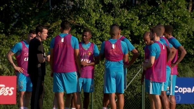 Pela sobrevivência, Sport tem difícil confronto contra o Palmeiras
