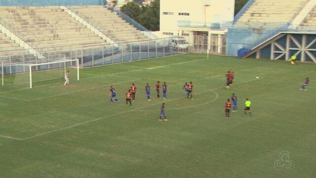 Confira os gols da quarta rodada da Série B do Campeonato Amazonense