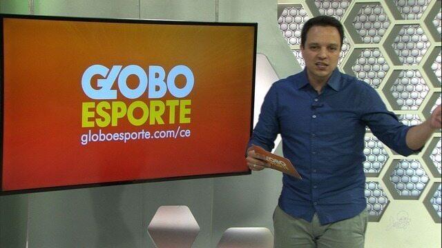 Íntegra - Globo Esporte CE - 20/11/2017