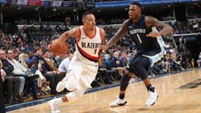 Melhores momentos: Memphis Grizzlies 92 x 100 Portland Trail Blazers pela NBA