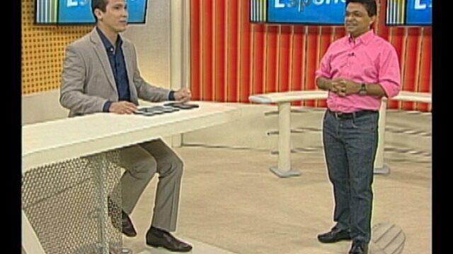 Carlos Ferreira comenta os destaques do esporte paraense desta terça-feira (21)