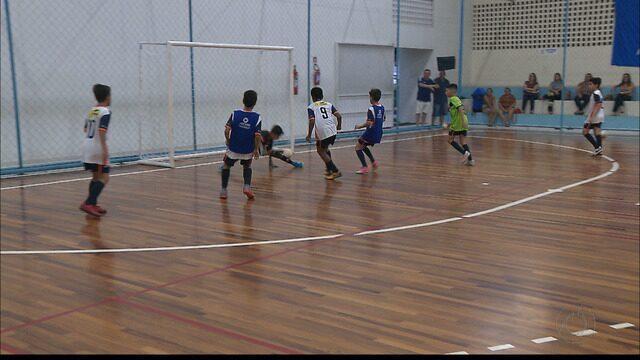 Anfitriã, Apcef espera brigar por título na Taça Brasil de Futsal Sub-11