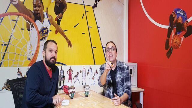 2 Pontos: SporTV.com analisa os destaques da semana da NBA