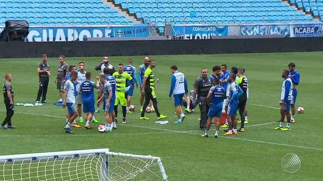 Grêmio disputa a final da Taça Libertadores contra o Lanús da Argentina, nesta quarta (22)