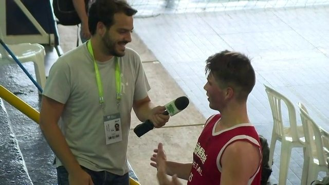Confira entrevista com destaque do basquete gaúcho nos Jogos Escolares