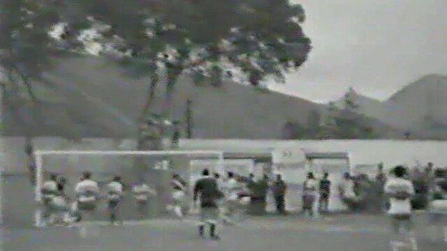 Veja gols do amistoso entre AA Nova Venécia e Vasco, em 1985