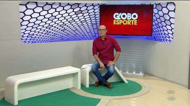 Globo Esporte CG: confira o programa desta sexta-feira (08/12/2017)
