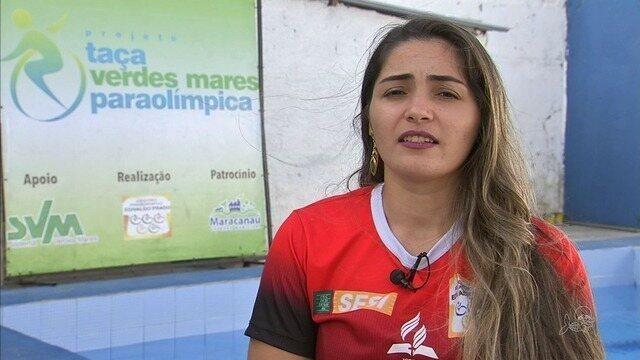 Confira mais uma grande história da Taça Verdes Mares Paralímpica