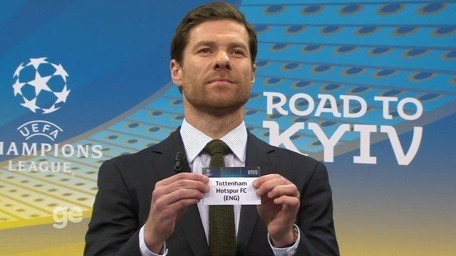 Confira o sorteio das oitavas de final da Liga dos Campeões da UEFA