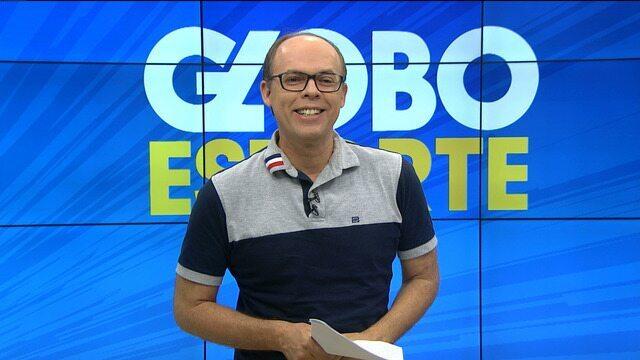 Globo Esporte: confira o programa desta segunda-feira (11/12/2017)