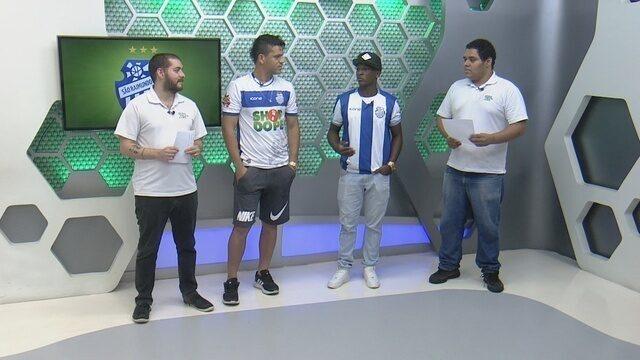 Arena GE #23: Casiano, T. Amazonense e Mozart Carlos falam da final da Série B