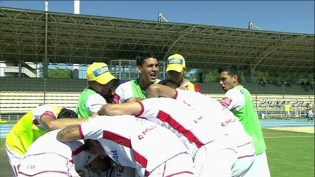 Os gols de Huracán 4 x 0 Nacional-URU pela Copa RS de futebol sub-20