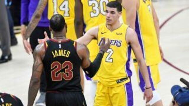 Melhores momentos: Los Angeles Lakers 112 x 121 Cleveland Cavaliers pela NBA