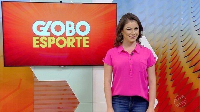 Globo Esporte MS - programa de sábado, 16/12/2017 - 1º bloco