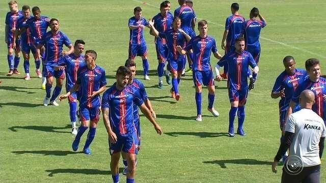 Ituano pega o Uberlândia na estreia da Copa do Brasil