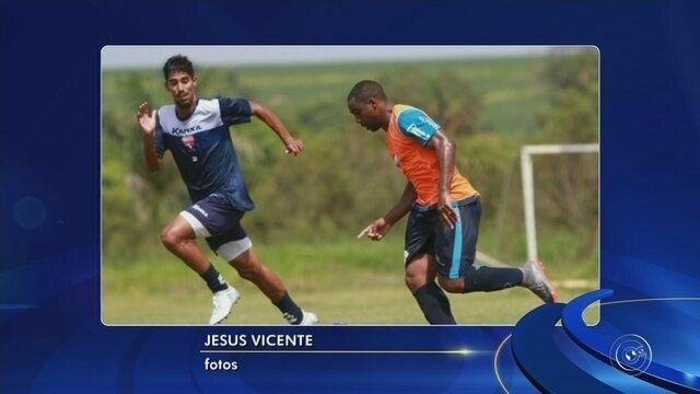 Em jogo-treino, São Bento bate Audax e vence a primeira na pré-temporada