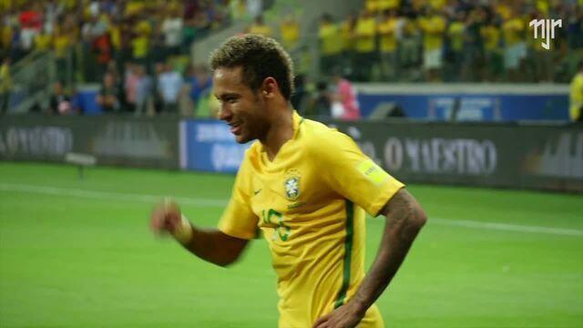 Retrospectiva Seleção Brasileira