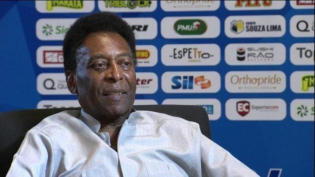 Pelé revela que pretendia se despedir da Seleção em 1966