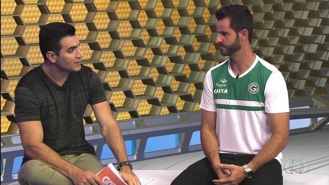 Marcelo Rangel fala da expectativa pelo Campeonato Goiano
