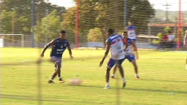 Fortaleza conta com a força da juventude dos atletas