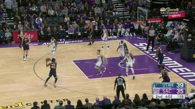 Melhores momentos: Utah Jazz 120 x 105 Sacramento Kings pela NBA