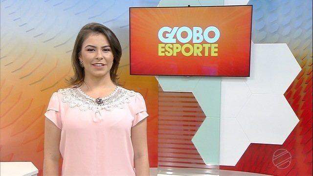 Globo Esporte MS - programa de sábado, 20/01/2018 - Bloco 2