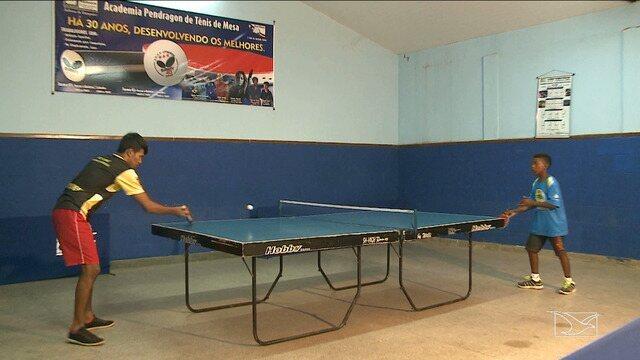 Troféu Mirante Esporte: veja quais são os indicados do tênis de mesa
