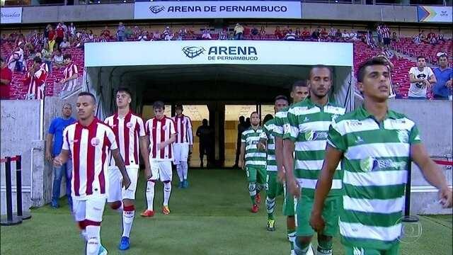 Em duelo emocionante, Náutico vence o América, por 3 a 2, pelo Campeonato Pernambucano