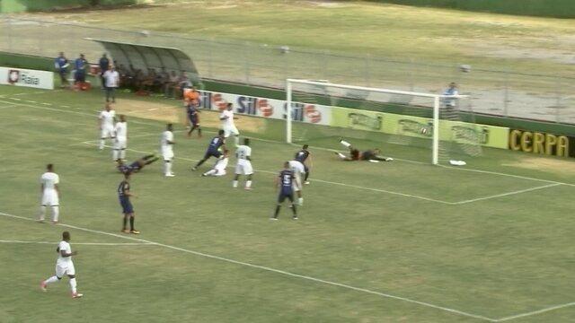 O gol de Boavista 0 x 1 Macaé pela 2ª rodada do Cariocão 2018